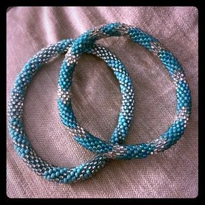 Two Lily&Laura bracelets
